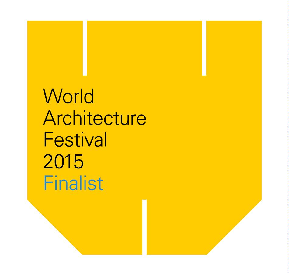 Arkitektbron finalist i World Architecture Festival 2015
